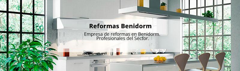 Reformas integrales Benidorm